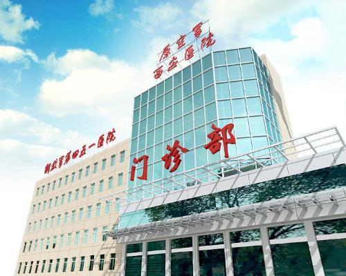 中国人民解放军第四五一医院